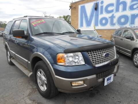 2004 Ford Expedition for sale at Michael Motors in Harvey IL