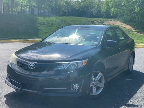 2012 Toyota Camry for sale at Diamond Automobile Exchange in Woodbridge VA