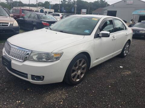2009 Lincoln MKZ for sale at CRS 1 LLC in Lakewood NJ