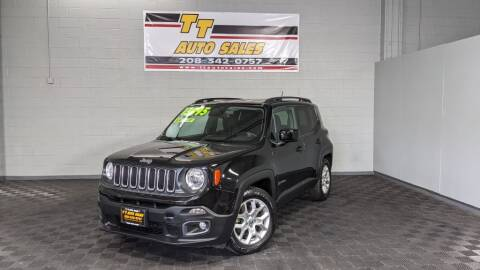 2016 Jeep Renegade for sale at TT Auto Sales LLC. in Boise ID