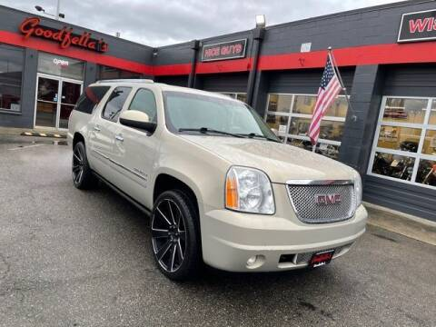 2009 GMC Yukon XL for sale at Goodfella's  Motor Company in Tacoma WA