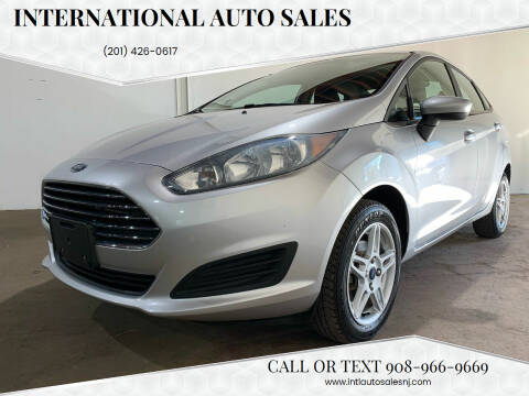 2017 Ford Fiesta for sale at International Auto Sales in Hasbrouck Heights NJ