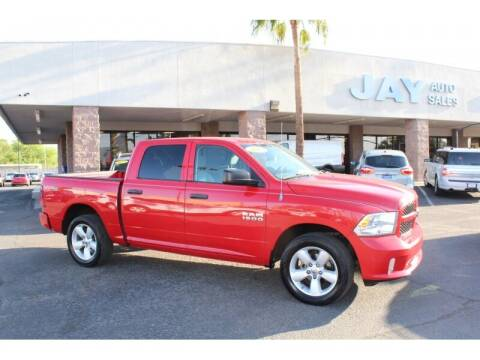 2013 RAM Ram Pickup 1500 for sale at Jay Auto Sales in Tucson AZ