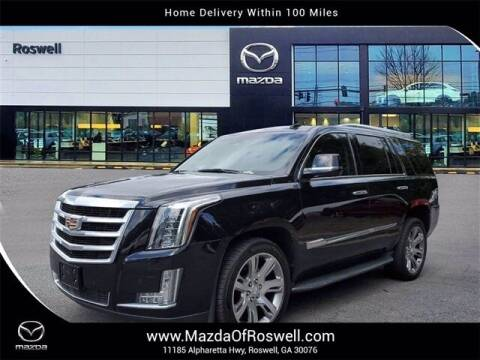 2016 Cadillac Escalade for sale at Mazda Of Roswell in Roswell GA