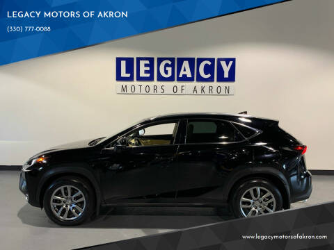 2016 Lexus NX 200t for sale at LEGACY MOTORS OF AKRON in Akron OH