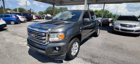 2016 GMC Canyon for sale at Max Auto Sales in Sanford FL