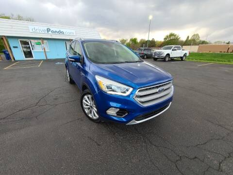 2017 Ford Escape for sale at DrivePanda.com in Dekalb IL
