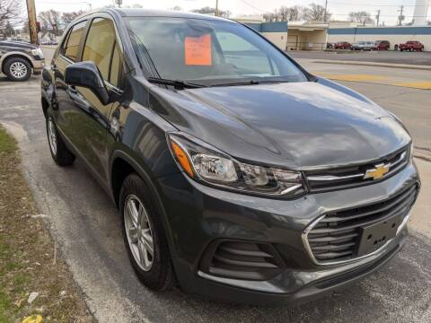 2019 Chevrolet Trax for sale at ELITE AUTO WORKS - Inventory in Appleton WI