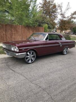1964 Ford Fairlane for sale at Classic Car Deals in Cadillac MI