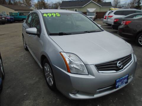 2010 Nissan Sentra for sale at DISCOVER AUTO SALES in Racine WI