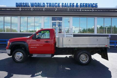 2016 GMC Sierra 2500HD for sale at Diesel World Truck Sales - Dump Truck in Plaistow NH