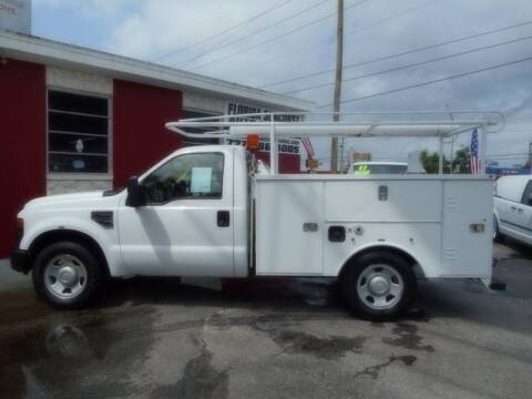 2008 Ford F-350 Super Duty for sale at Florida Suncoast Auto Brokers in Palm Harbor FL