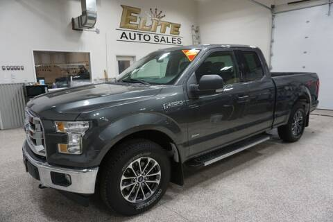 2017 Ford F-150 for sale at Elite Auto Sales in Idaho Falls ID