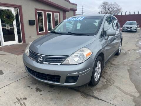 2007 Nissan Versa for sale at Sexton's Car Collection Inc in Idaho Falls ID