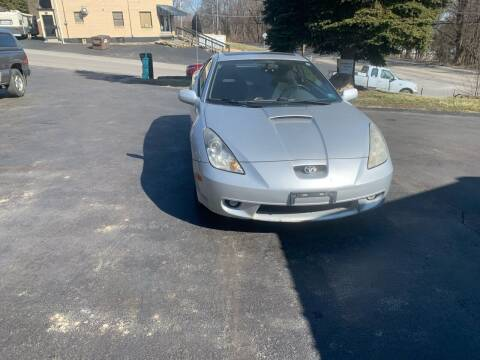 2000 Toyota Celica for sale at Stan's Auto Sales Inc in New Castle PA