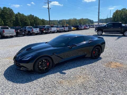 2016 Chevrolet Corvette for sale at Billy Ballew Motorsports in Dawsonville GA