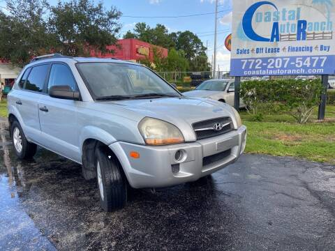 2009 Hyundai Tucson for sale at Coastal Auto Ranch, Inc. in Port Saint Lucie FL