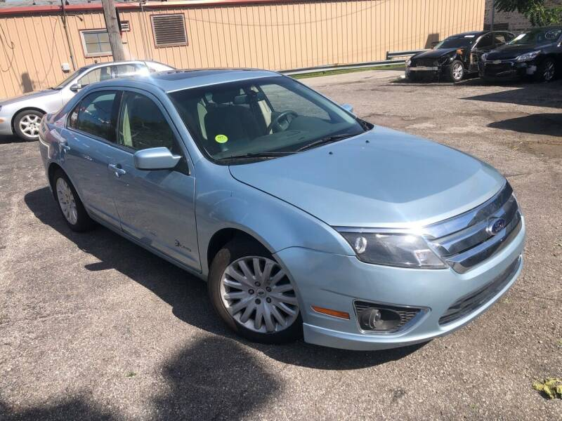 2010 Ford Fusion Hybrid for sale at Some Auto Sales in Hammond IN