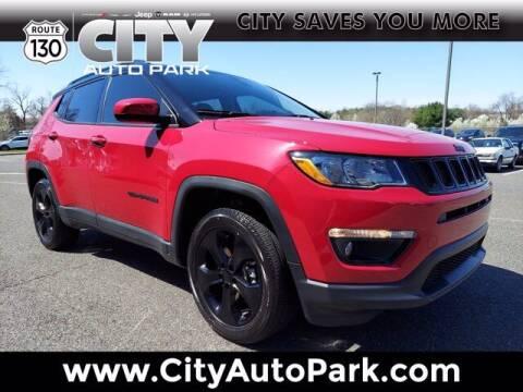 2018 Jeep Compass for sale at City Auto Park in Burlington NJ