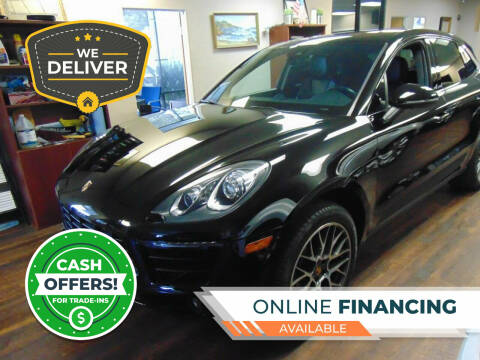 2018 Porsche Macan for sale at So Cal Performance in San Diego CA