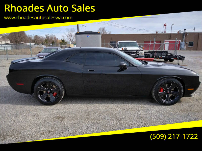 2009 Dodge Challenger for sale at Rhoades Auto Sales in Spokane Valley WA