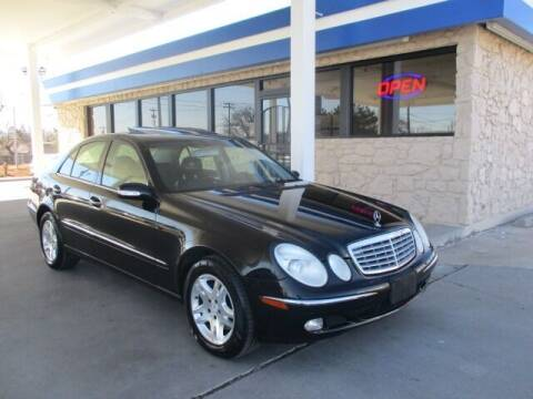 2004 Mercedes-Benz E-Class for sale at CAR SOURCE OKC - CAR ONE in Oklahoma City OK