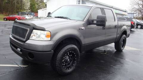 2007 Ford F-150 for sale at Glory Motors in Rock Hill SC