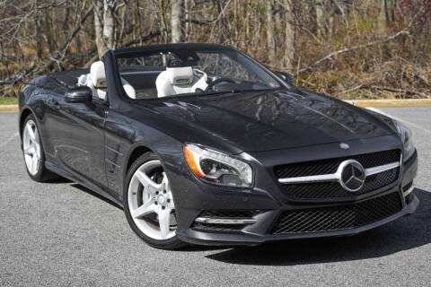 2014 Mercedes-Benz SL-Class for sale at Vantage Auto Wholesale in Lodi NJ