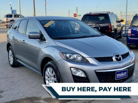 2012 Mazda CX-7 for sale at Stanley Automotive Finance Enterprise - STANLEY FORD ANDREWS in Andrews TX