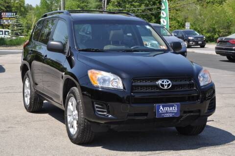 2011 Toyota RAV4 for sale at Amati Auto Group in Hooksett NH