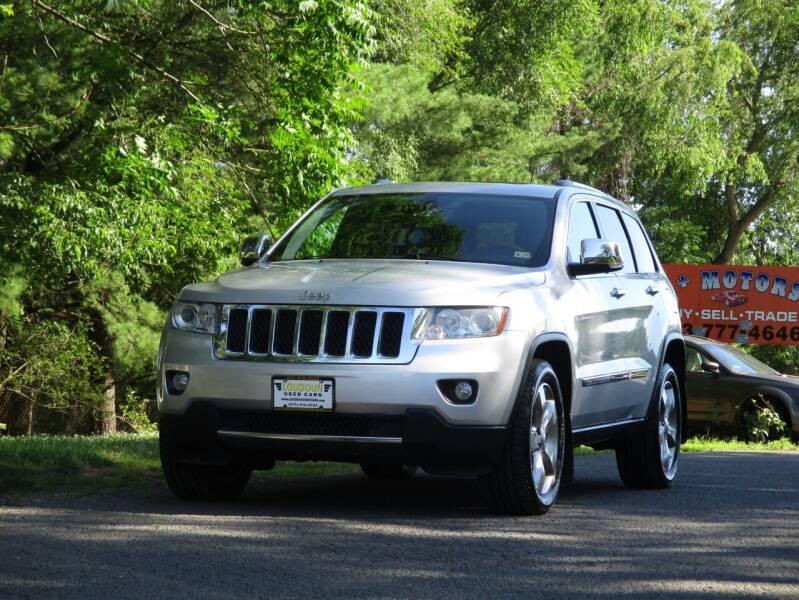 2013 Jeep Grand Cherokee Overland