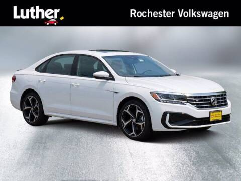 2021 Volkswagen Passat for sale at Park Place Motor Cars in Rochester MN