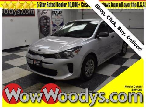 2018 Kia Rio for sale at WOODY'S AUTOMOTIVE GROUP in Chillicothe MO