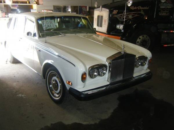 1979 Rolls-Royce Silver Shadow for sale in Hobart, IN