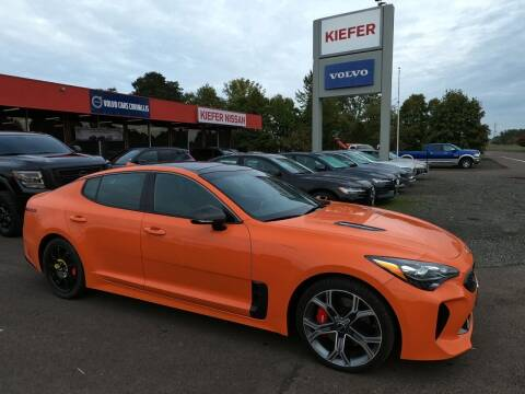 2019 Kia Stinger for sale at Kiefer Nissan Budget Lot in Albany OR