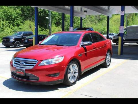 2010 Ford Taurus for sale at Inline Auto Sales in Fuquay Varina NC