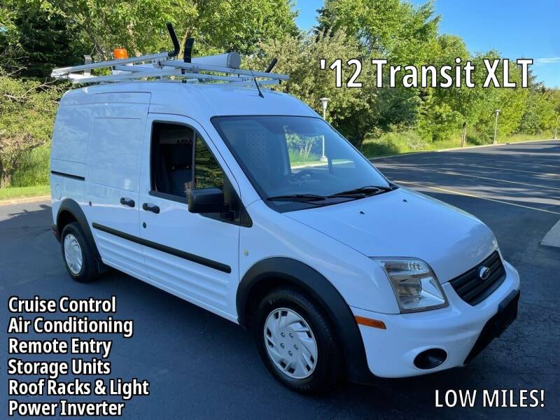 2012 Ford Transit Connect for sale at CarCo Direct in Cleveland OH