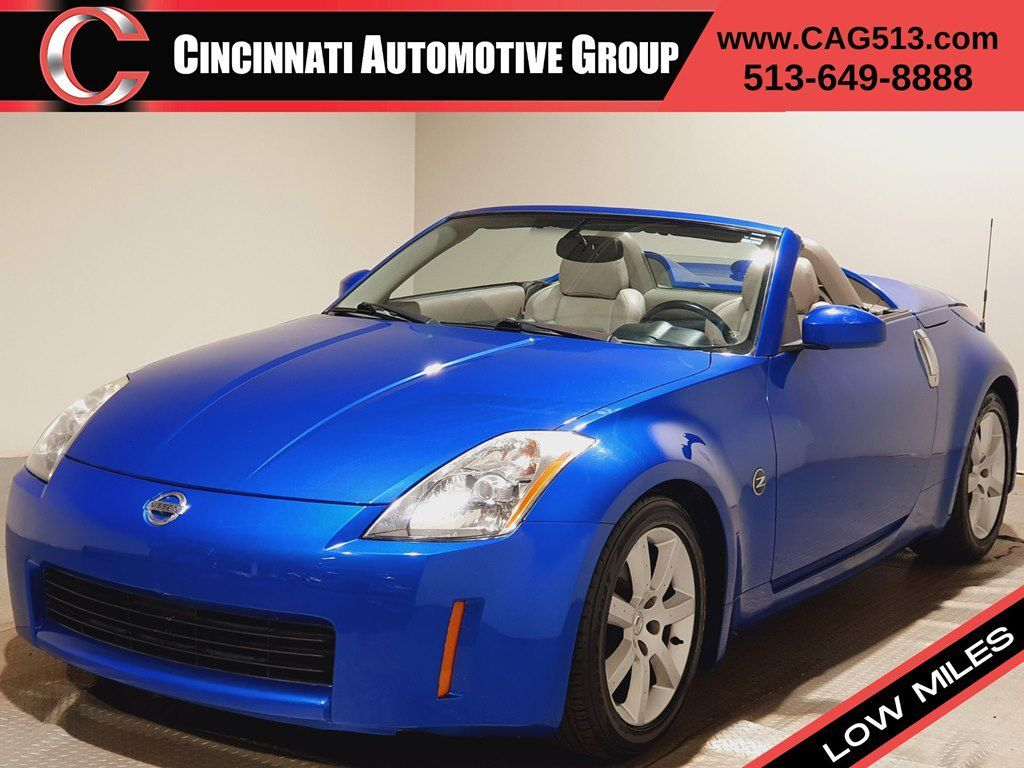 Used Nissan 350z For Sale Carsforsale Com