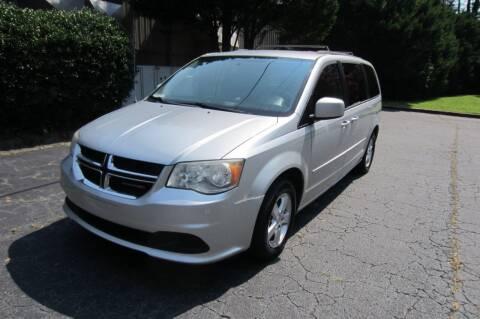 2012 Dodge Grand Caravan for sale at Key Auto Center in Marietta GA