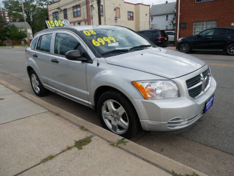 2008 Dodge Caliber for sale at MICHAEL ANTHONY AUTO SALES in Plainfield NJ