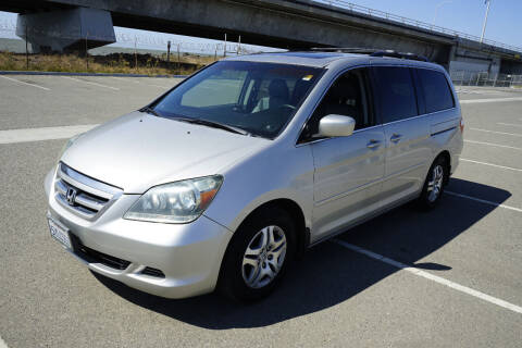2007 Honda Odyssey for sale at Sports Plus Motor Group LLC in Sunnyvale CA