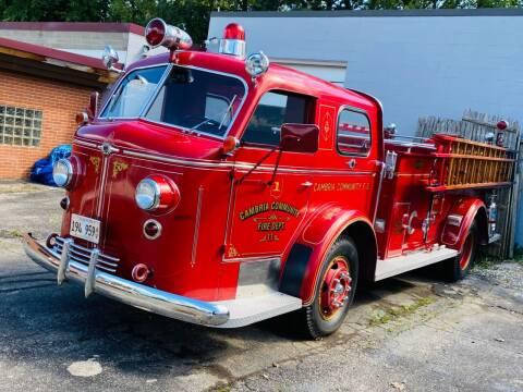 1948 American LaFrance Fire Truck