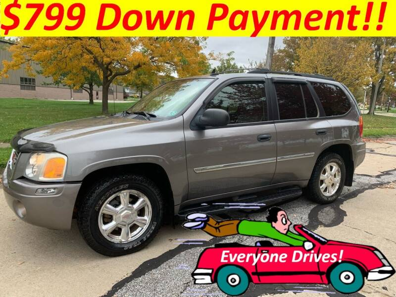 2008 GMC Envoy for sale at World Automotive in Euclid OH