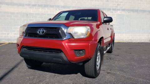 2012 Toyota Tacoma for sale at AUTO FIESTA in Norcross GA