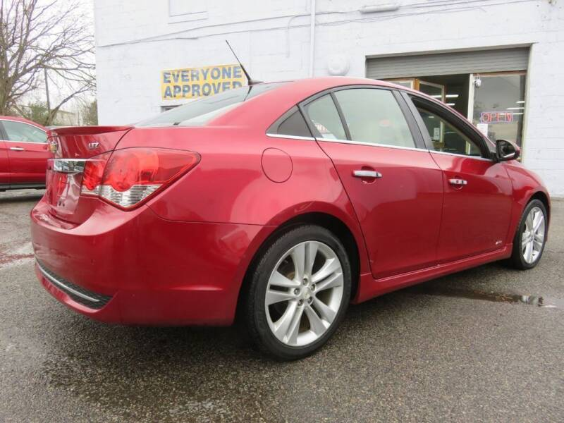 2012 Chevrolet Cruze for sale at US Auto in Pennsauken NJ