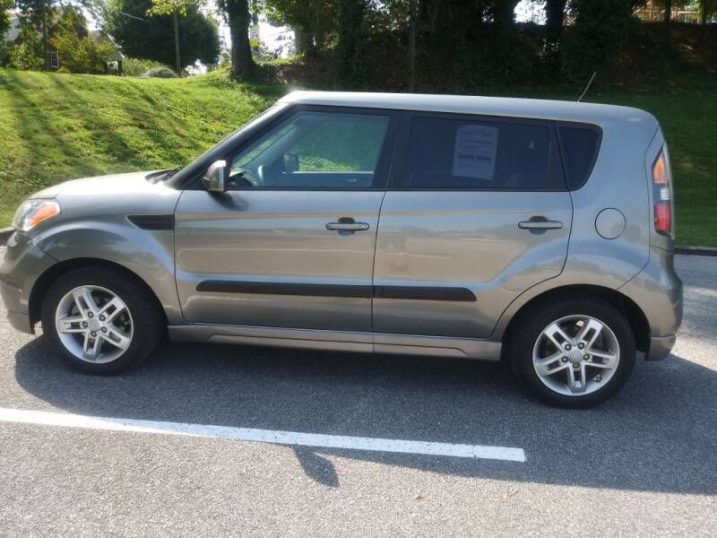 2011 Kia Soul for sale at Thompson Auto Sales Inc in Knoxville TN