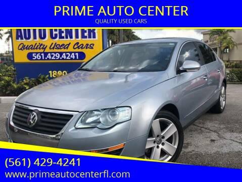 2006 Volkswagen Passat for sale at PRIME AUTO CENTER in Palm Springs FL