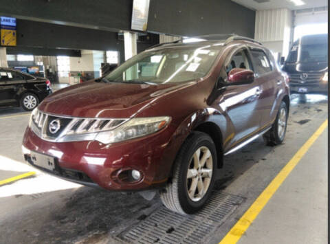 2010 Nissan Murano for sale at HW Used Car Sales LTD in Chicago IL