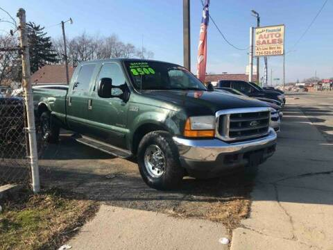 2001 Ford F-350 Super Duty for sale at Mastro Motors in Garden City MI