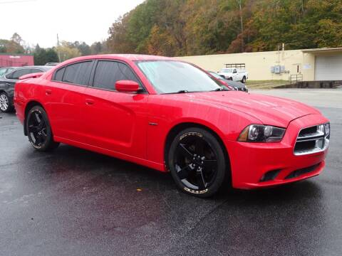 2014 Dodge Charger for sale at Luxury Auto Innovations in Flowery Branch GA